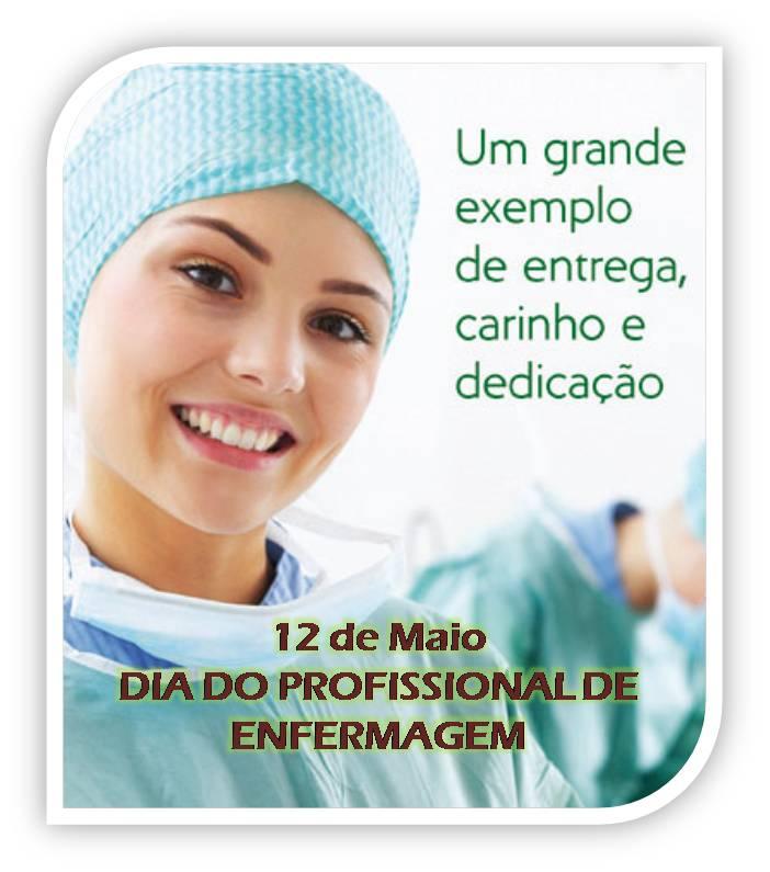 Resultado de imagem para 12 de maio Dia do profissional de enfermagem