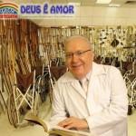 Fundador da Igreja Deus é Amor tinha 78 anos. Foto: reprodução