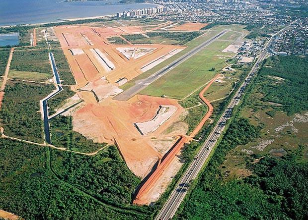 Aeroporto Espirito Santo : Construtora contrata funcionários para obra do aeroporto