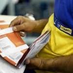 A seleção deverá oferecer oportunidades para carteiro e operador de triagem - See more at: http://www.sitedelinhares.com.br/noticias/geral/correios-preparam-concurso-com-cerca-de-2-mil-vagas-e-salario-inicial-de-r-22-mil#sthash.hHSlodEM.dpuf