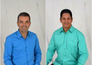 Bolinha e Ademir estão confiantes no resultado da eleição do dia 02 de outubro