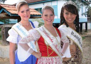 Rainhas da 19ª Pomitafro