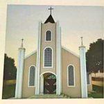 Igreja da comunidade Santa Rosa do Limão/Córrego Limão