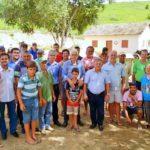 Trator agrícola 75 cv para a Assaociação de São Francisco de Assis
