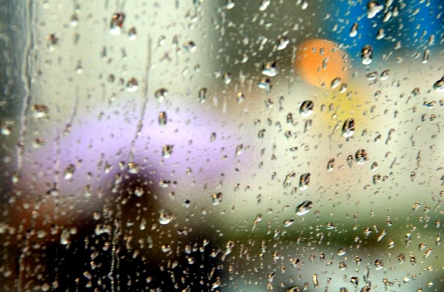 Fim de seman chuvoso no estado