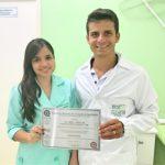Os proprietários anne gomes Silva e Fernando Lucas R. da Silva