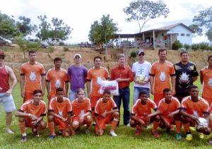 Mais esporte e lazer para a comunidade de Praça Rica